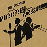 album  cover: The Essential Frank Sinatra with the Tommy Dorsey Orchestra