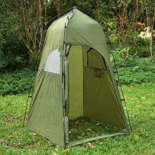 Tentes ultralégères tentes de Douche de Camp portatives extérieures abri de Camping Salle de Bain Tente à Langer étanche Unique Multi