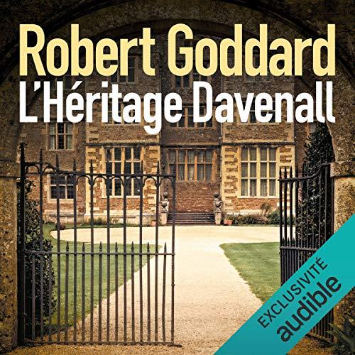 L'héritage Davenall audiobook cover art