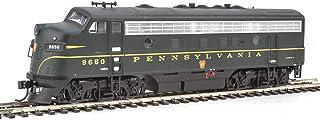 WALTHERS Spur H0 – Diesellok EMD F7A Pennsylvania järnväg med ljud