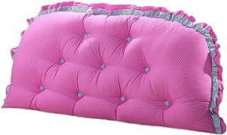 XUzg - Cojín para habitación de niña, de algodón, cómodo, de algodón grueso, para alargar almohadas, lavable, para dormitorio, sofá, suave y cómodo, Algodón puro., Nº 1, 200 cm