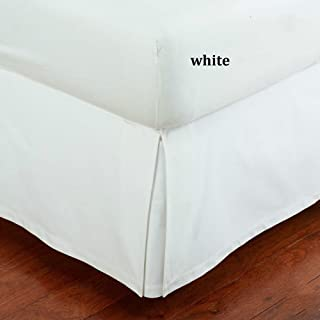 Amazon.com: Twin Extra Long   Bed Skirts / Bedding: Home & Kitchen