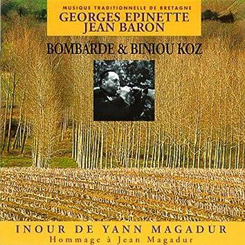 Hommage à Jean Magadur / Inour de Yann Magadur (Traditional Breton Music / Celtic Music from Brittany / Keltia Musique)