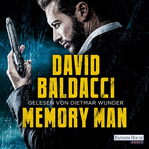 Memory Man     Amos Decker 1              By:                                                                                                                                 David Baldacci                               Narrated by:                                                                                                                                 Dietmar Wunder                      Length: 10 hrs and 52 mins     Not rated yet     Overall 0.0