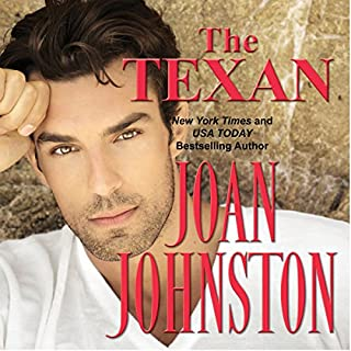 The Texan audiobook cover art