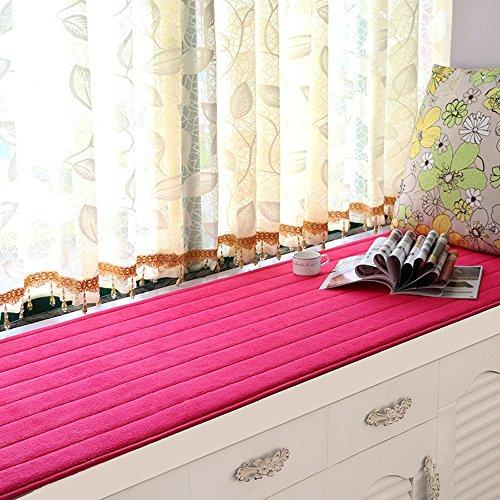 Good thing tapis Tapis de pendule modernes simples Tapis de fenêtre Matelas éponge d'été Coussins Coin flottant, multi-taille (taille : 80 * 200cm)