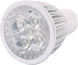 X-DREE AC 220V GU10 LED Light 5W 5 LEDs Spotlight Down Lamp Bulb Adjustable Lighting Pure White (4dd186eb-a222-11e9-8d7c-4...