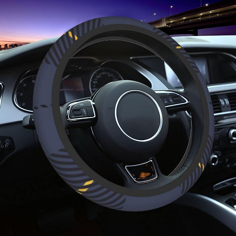 Blue Albuquerque Mall White Tartan Plaid Scottish Car Abstract Wheel Steering Cov Luxury