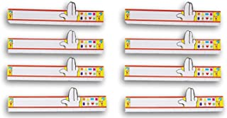 Dr Seuss Name Plate Writing Ruler Tool - 8 Pc