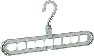 DZSW Cintre Multifonctionnel Sac de Stockage Sac de Rangement Cintre de Rangement en Plastique Séchage en Plastique Cintre...
