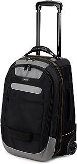 Targus TCG715EU City Gear Vertical Laptop Roller, Black