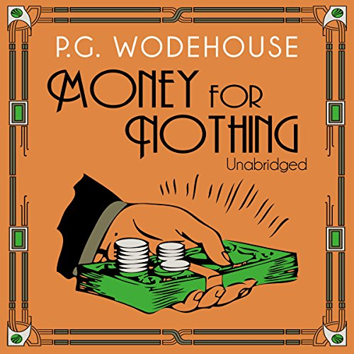 Money for Nothing audiobook cover art