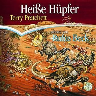 Heiße Hüpfer     Ein Scheibenwelt-Roman              Autor:                                                                                                                                 Terry Pratchett                               Sprecher:                                                                                                                                 Rufus Beck                      Spieldauer: 3 Std. und 56 Min.     194 Bewertungen     Gesamt 4,1