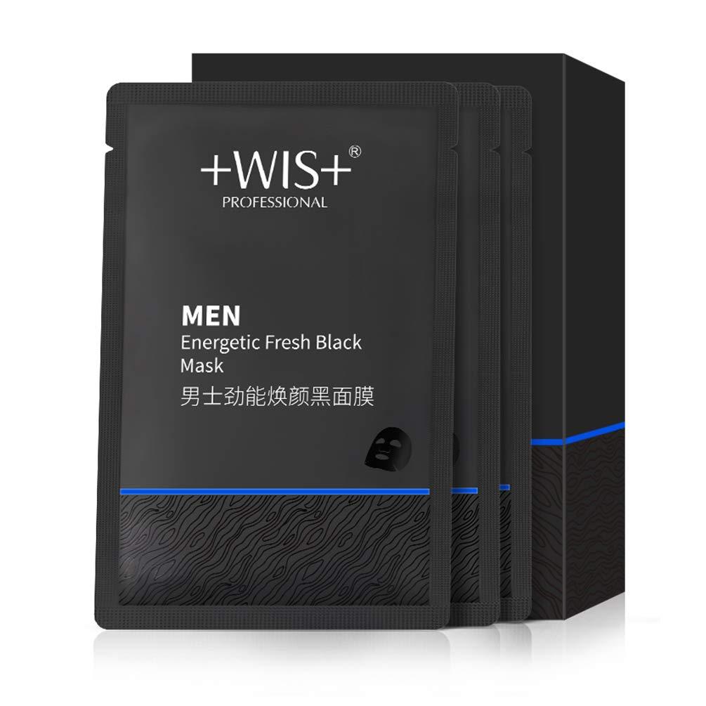 WIS Hydrating Face Sheet Mask Super-cheap cheap for Men's Men Skin Deep Care