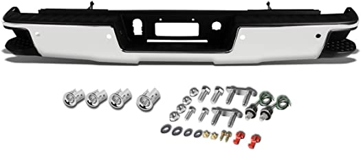 Chrome Rear Corner Step Bumper (Park Distance Sensor Hole) for Chevy Silverado/GMC Sierra 14-18