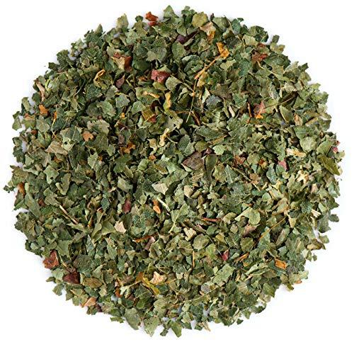 Birken Blatt Silber Tee - Birkenrinde Tee - Sandbirke Rinde 100g