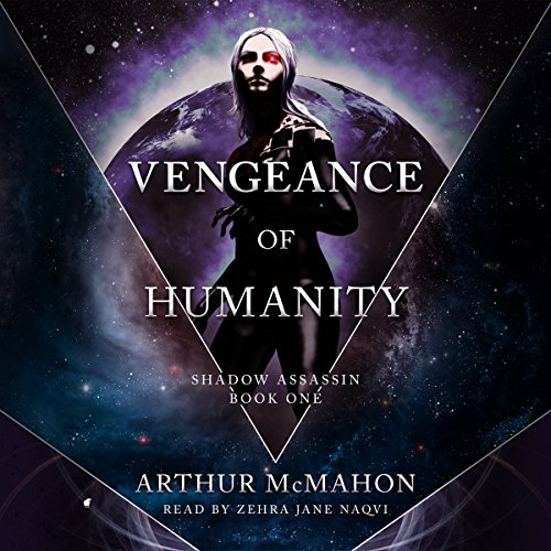 Vengeance of Humanity audiobook cover art