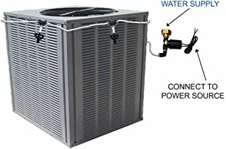 Smart AC Automatic Air Conditioner Cooler System Evaporative Cooling Kit