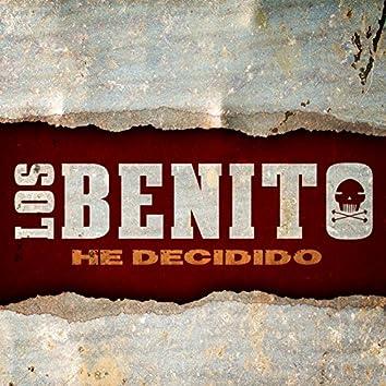He Decidido (Live) - Single
