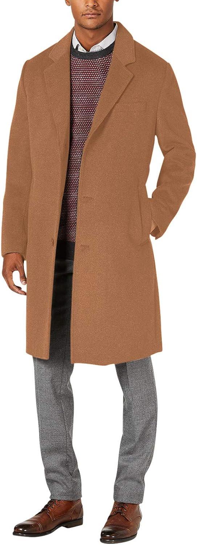 LONDON Translated FOG Men's Classic Fit 5 popular Overcoat Top C Wool Signature Blend