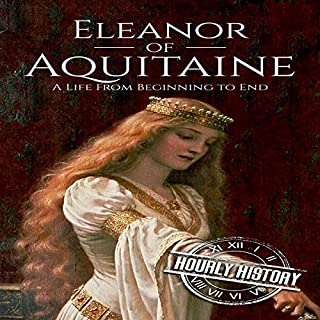 Eleanor of Aquitaine cover art