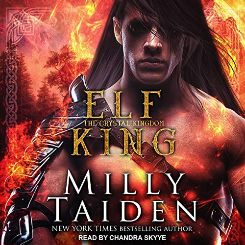 Elf King  By  cover art