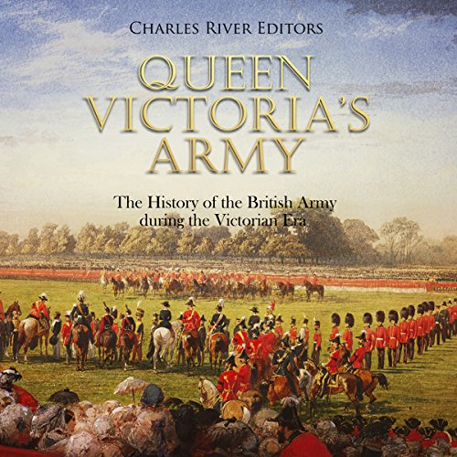 Queen Victoria's Army audiobook cover art