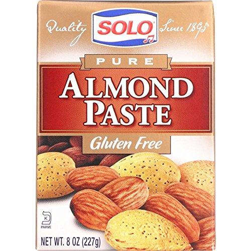 Solo Paste Almond