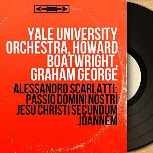 Yale University Orchestra, Howard Boatwright, Graham George