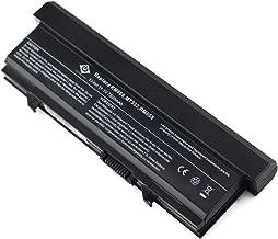 Bay Valley Parts 9-Cell 11.1V 7800mAh New Replacement Laptop Battery for Dell Latitude E5400, E5410, Latitude E5500, E5510, E5550