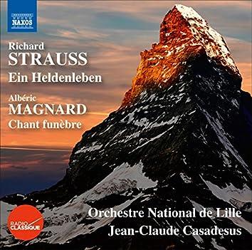 R. Strauss: Ein Heldenleben, Op. 40, TrV 190 - Magnard: Chant funèbre, Op. 9