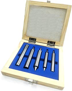 Precision 5 Piece Edge Finders Set -Hardened Tool Steel/ Imperial Standard