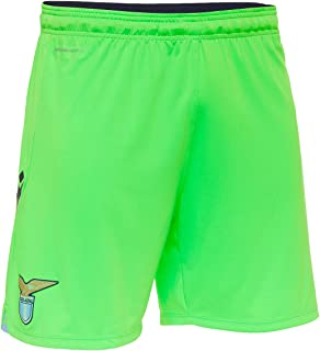 Macron 2020-2021 Lazio Away Shorts (Green)