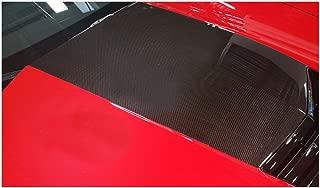 2015 2016 Z06 Z07 Corvette Stingray C7 Carbon Fiber B92 Stinger Hood Decals Stripes