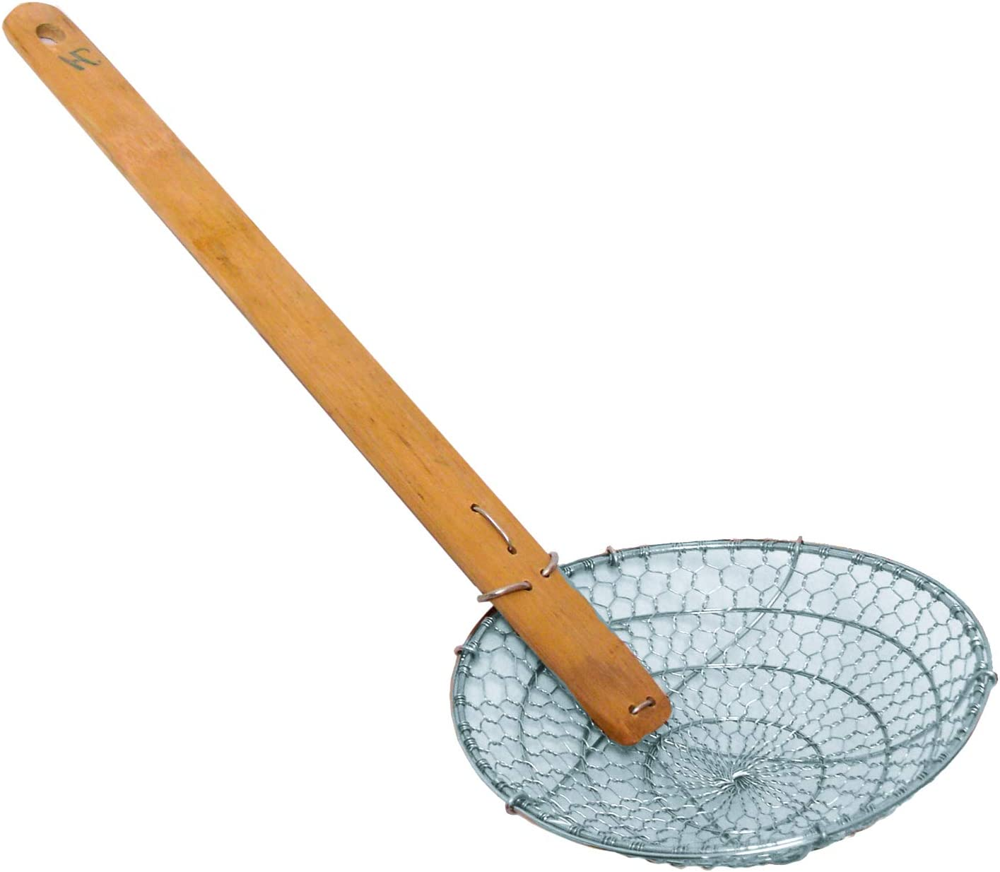 Ranking TOP20 Thunder Large special price !! Group Bamboo 14-Inch Handled Skimmer