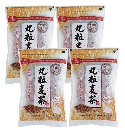 スマートマットライト はくばく 丸粒麦茶 30g(12袋)×4個