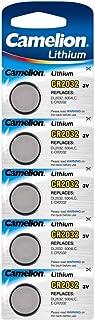 Pila de Botón de Litio, Pila Camelion CR2032 para Pokemon