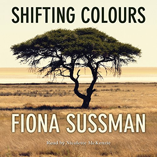 Shifting Colours audiobook cover art