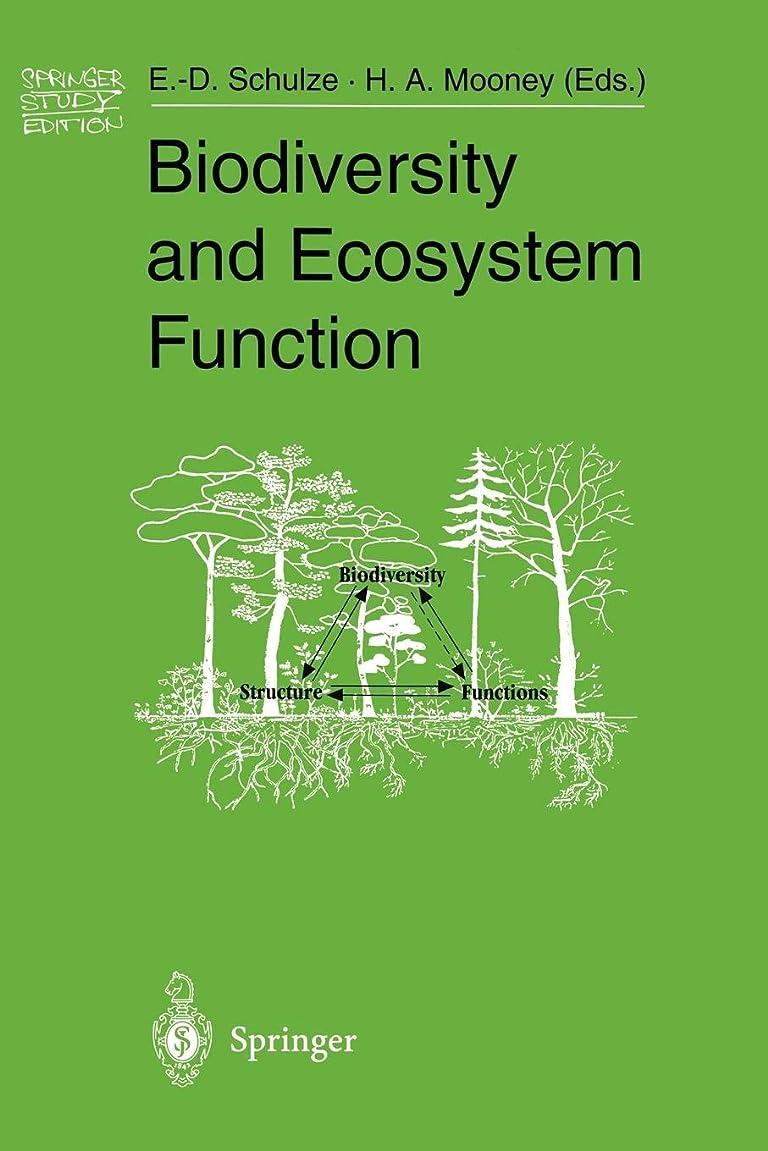 寄り添う民間アライアンスBiodiversity and Ecosystem Function (Springer Study Edition)