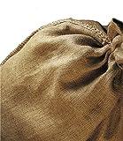 Noor S - Pack de Sacos de Yute (60 x 105 cm)