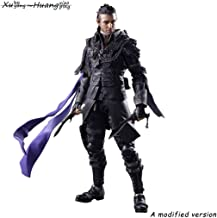 Xiaoping Final Fantasy: Nyx Ulric PVC Figure - Los Mejores Regalos for Aficionados Adultos y for niños de Juego