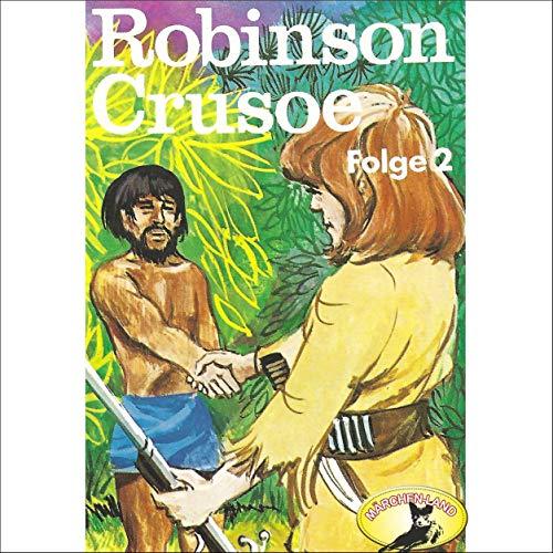 『Robinson Crusoe, Teil 2』のカバーアート
