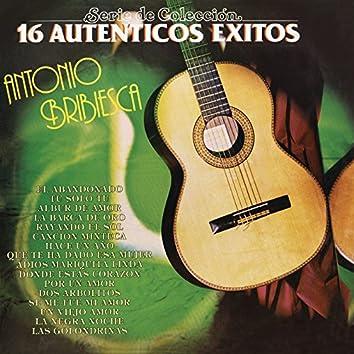 Serie de Colección 16 Auténticos Éxitos Antonio Bribiesca