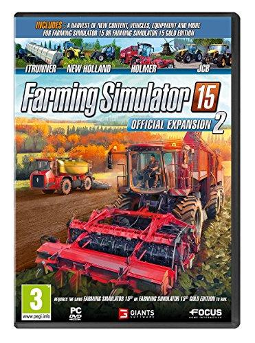 Farming Simulator 2015 - Extension Officielle 2 [Importación Francesa]