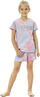 Sponsored Ad - Sleepover Pajamas for Girls Size 6-18 Dount cat Mermaid Caticorn