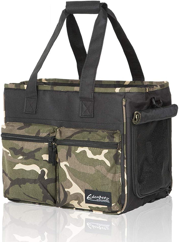 Dog Carrier Tote Bag, Airline Approved Bag, Single Shoulder Handheld Travel Bag Portable Kennel for Small Dog and Cats