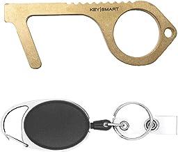 KeySmart CleanKey - Brass Hand Tool (1-pack)