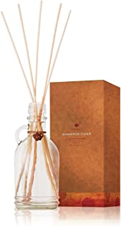 Thymes - Fragrant Simmered Cider Reed Diffuser - 7.75 Fluid Ounces