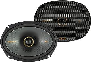 $125 » Kicker 47KSC6904 Car Audio 6x9 Coaxial 600W Peak Full Range Speakers KSC6904