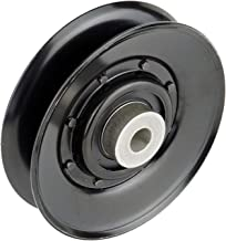 CALTRIC IDLER PULLEY FOR Craftsman Husqvarna 532139245 532127783 127783 139245 280770
